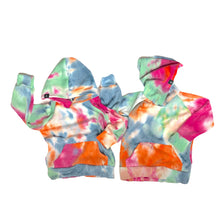 Load image into Gallery viewer, Smoke Bomb Tie Dye Hoodie