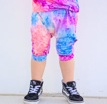 Load image into Gallery viewer, Slushie Watercolor Tie Dye Shorts