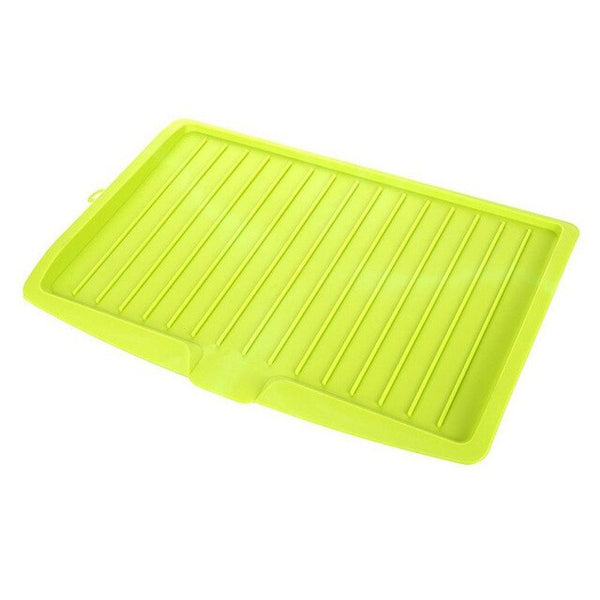 New Dishes Sink Drain Plastic Filter Plate Storage Rack Shelving Rack Drain Board Kitchen Tools