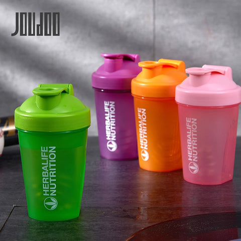 400 ML/600 ML Herbalife Water Bottle/Shaker