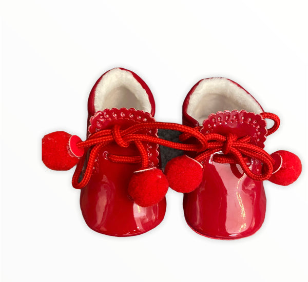 Red sevva shoes