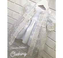 Load image into Gallery viewer, Girls Christening dress