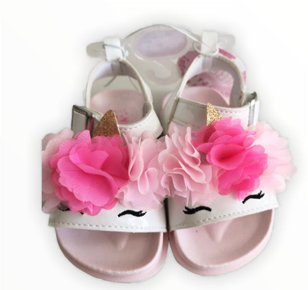 Unicorn flower sandles
