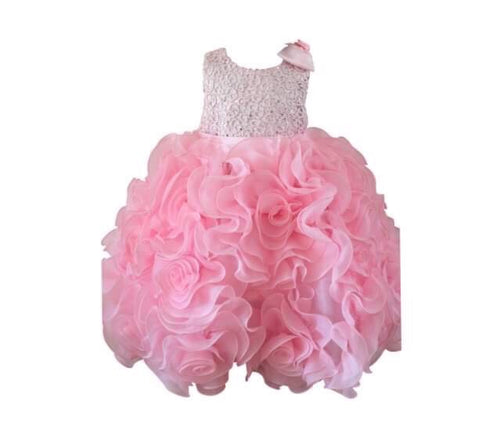 3 colours available-Occasion princess dress