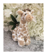 Load image into Gallery viewer, Cuddly giraffe teddy