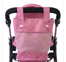 Load image into Gallery viewer, Roma darcie single dolls pram in pink