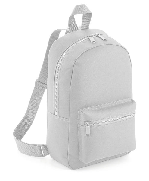Grey Personalised backpacks