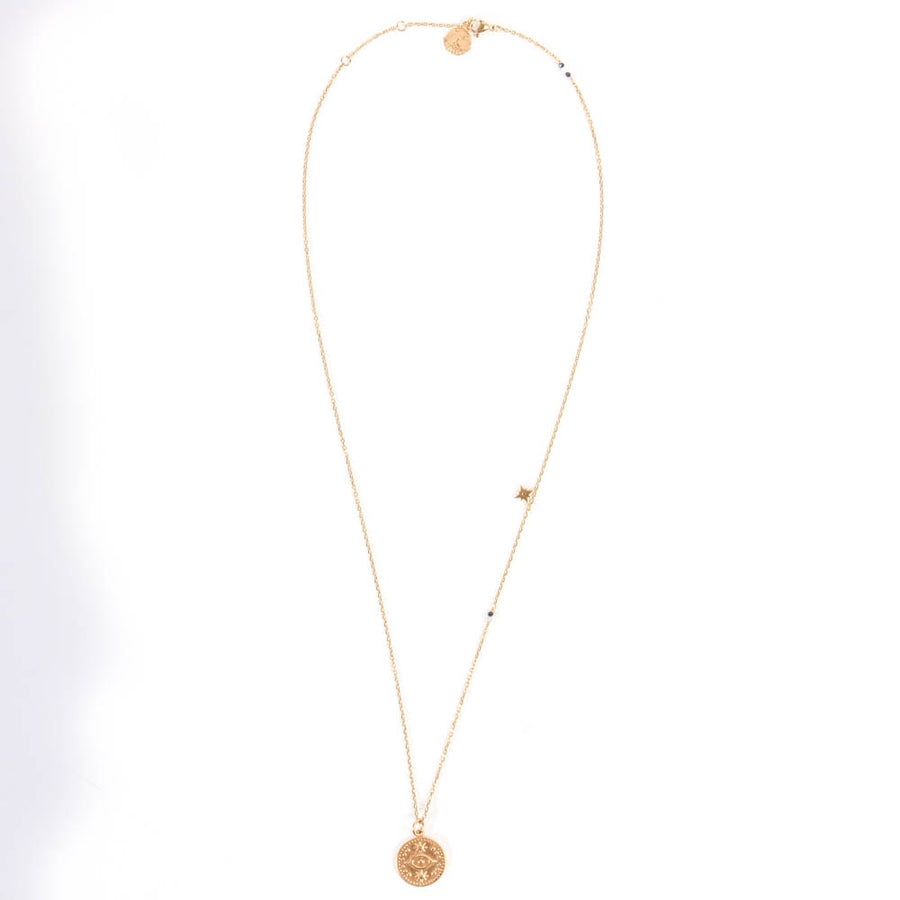 Collier Egypte or