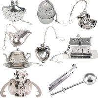Stainless Steel Infusers