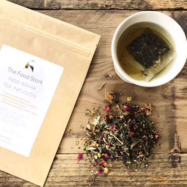 New Mama & Papa Tea Infusions