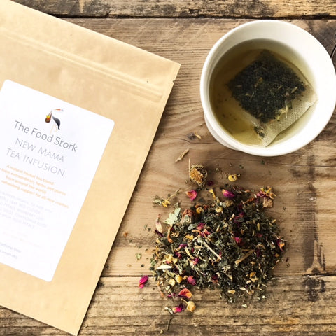 New Mama Postpartum Tea