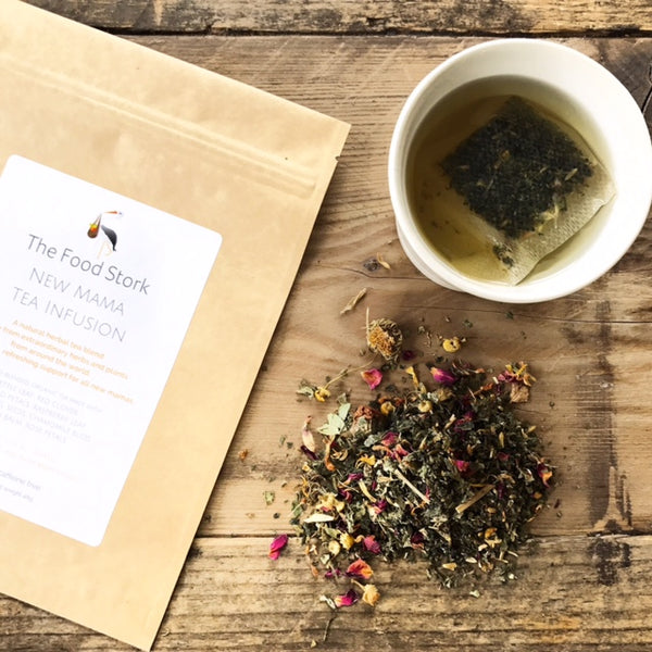 New Papa Nourishing Tea Infusion