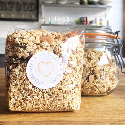 New Mama Nourishing Granola