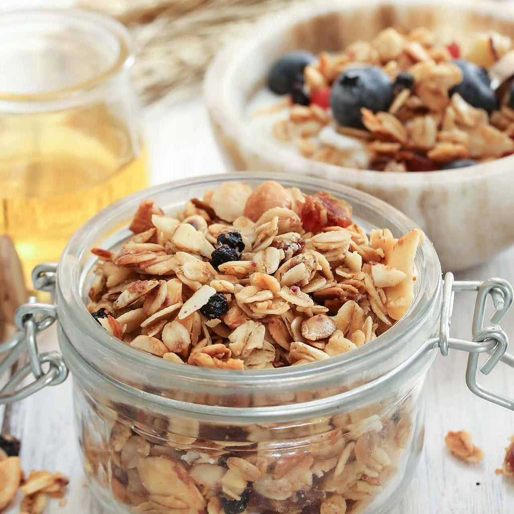 Super Fruit & Seed Granola