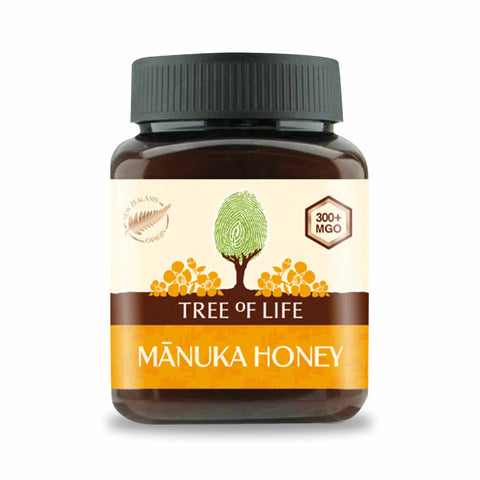 Packshot - Manuka Honey 300+ MGO by Tree of Life