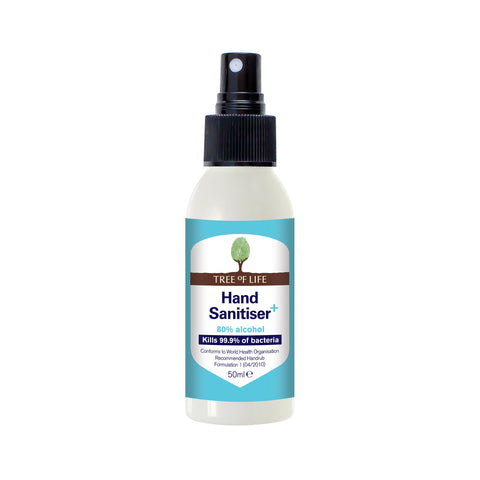 Hand Sanitiser Spray