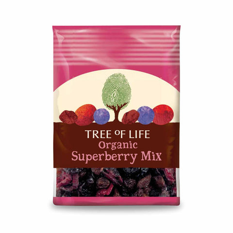 Packshot - Organic Superberry Mix by Tree of Life