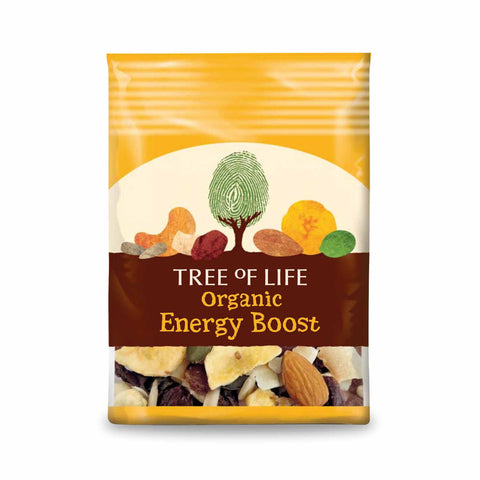 Packshot - Organic Energy Boost by Tree of Life