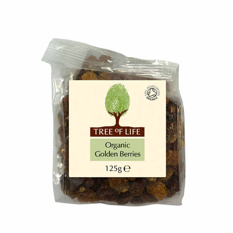 Packshot - Organic Golden Berries by Tree of Life