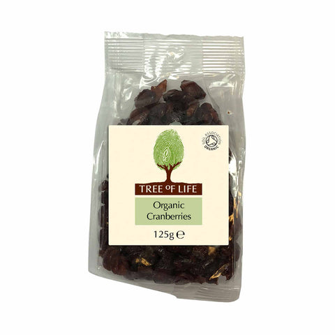 Packshot - Organic Cranberries by Tree of Life