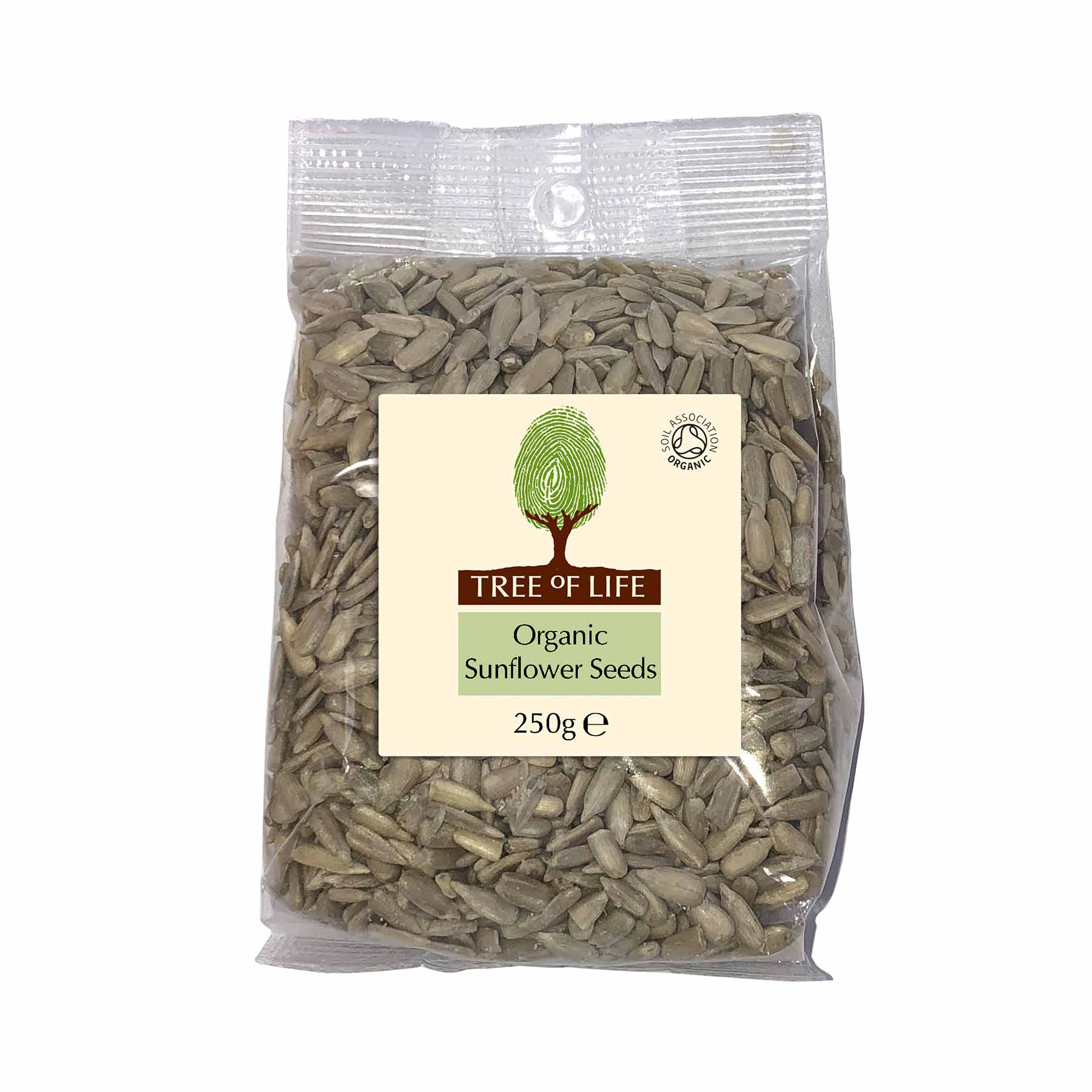 Packshot - Organic Sunflower Seeds by Tree of Life