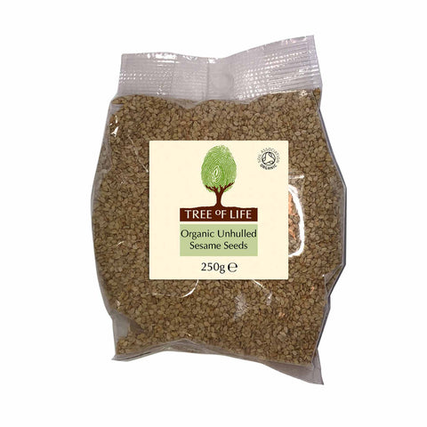 Packshot - Organic Sesame Seeds by Tree of Life
