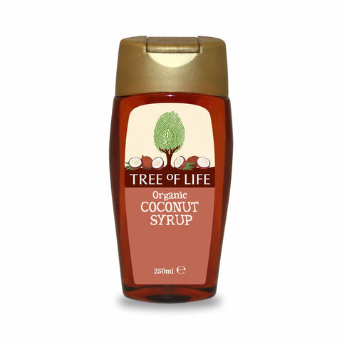 Packshot - Organic Coconut Syrup by Tree of Life