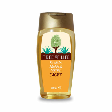 Packshot - Organic Light Agave Syrup by Tree of Life