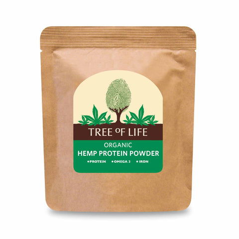 Packshot - Organic Hemp Protein Powder by Tree of Life