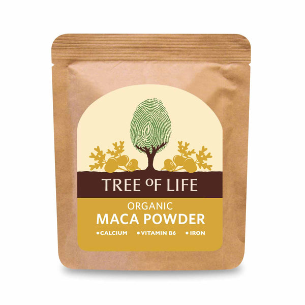 Packshot - Organic Maca Powder by Tree of Life