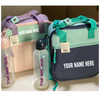 Personalised Lunch Box & Drink Bottle Set