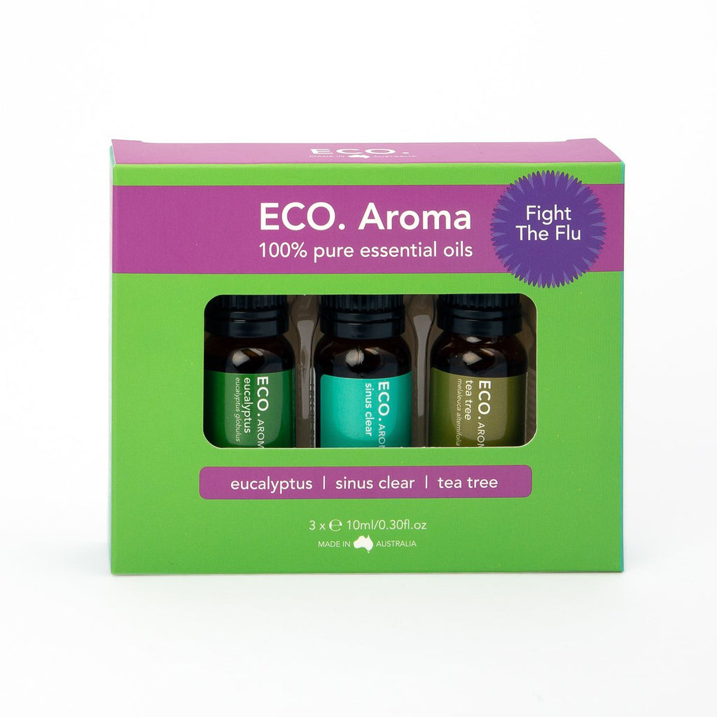 Eco Fight the Flu Aroma Trio