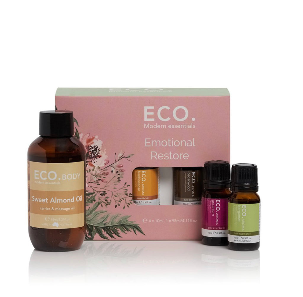 Emotional Restore Essential Oil Pack