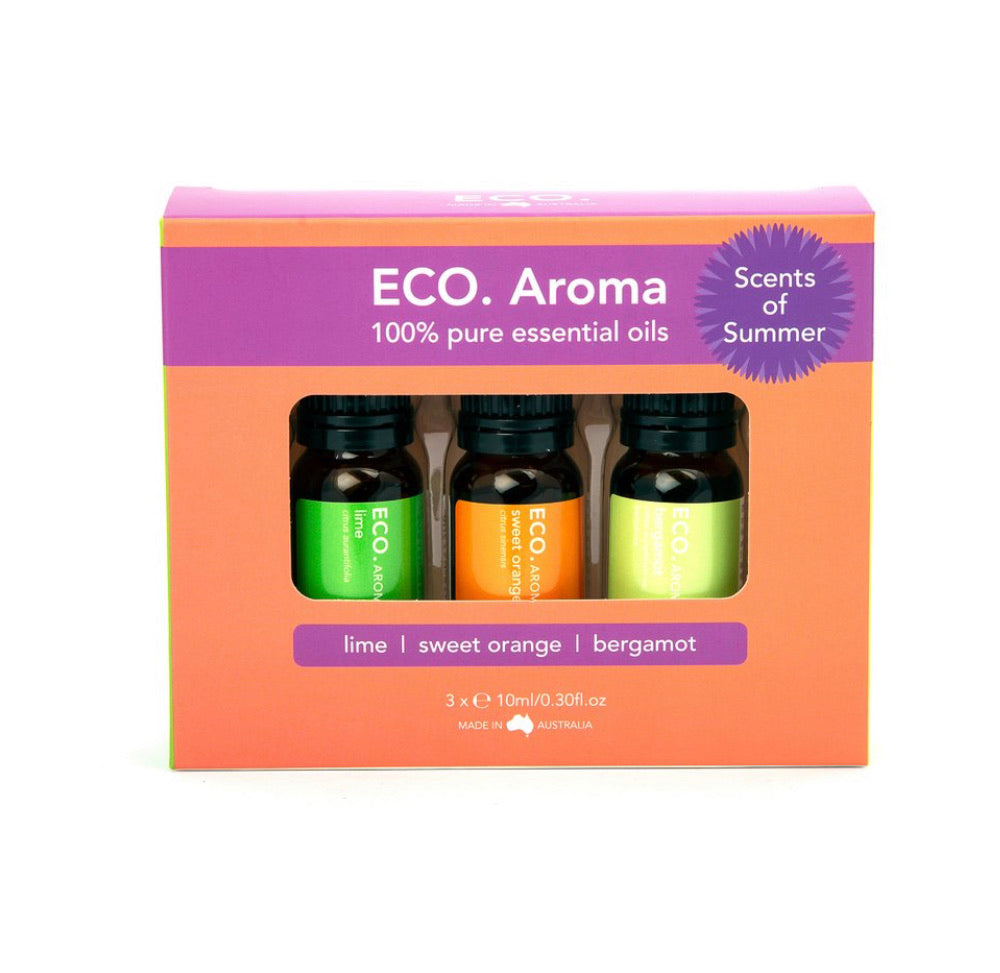 Scents Of Summer Essential Oil Pack