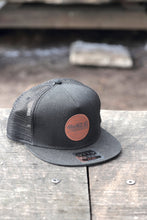 Load image into Gallery viewer, LEATHER PATCH SNAPBACK