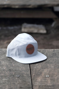 LEATHER PATCH 5 PANEL