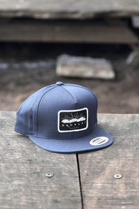 HANALEI MOUNTAIN PATCH SNAPBACK