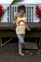 Load image into Gallery viewer, YOUTH HANALEI RAINBOW TEE