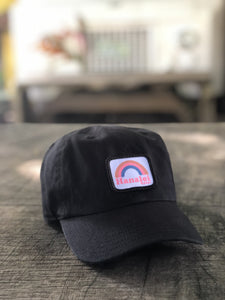 YOUTH RAINBOW BASEBALL HAT