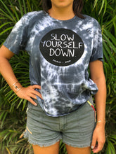 Load image into Gallery viewer, WOMENS STORM TIE DYE TEE