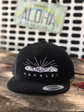 Load image into Gallery viewer, EMBROIDERED MOUNTAIN SNAPBACK