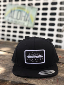 YOUTH HANALEI MOUNTAIN SNAPBACK