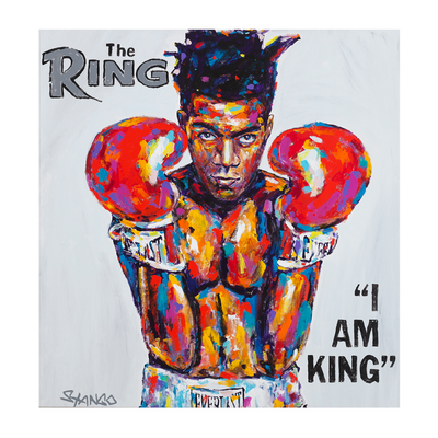 basquiat original art for sale