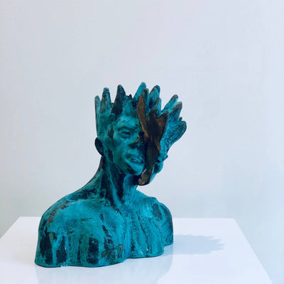 illustration sculpture