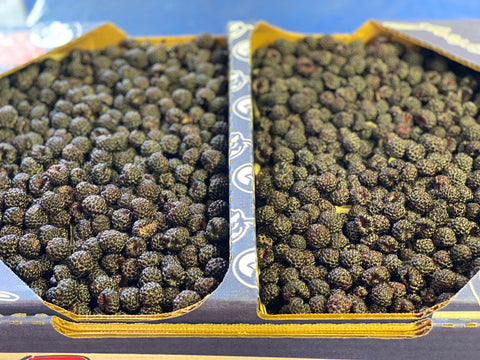 Black Raspberries- 12 pint flat