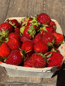Michigan Strawberries - 1 Quart container