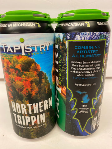 Northern Trippen 4pack IPA