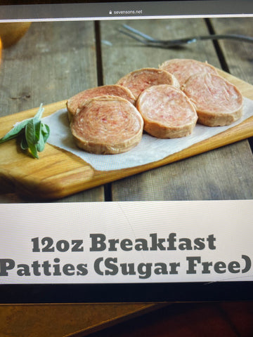 Breakfast Patties 12oz pk