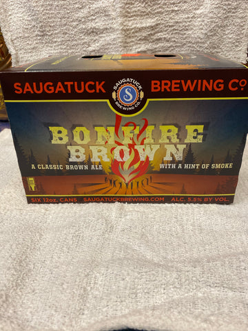 Bonfire Brown 6pk