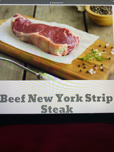 New York Strip Steak 10oz